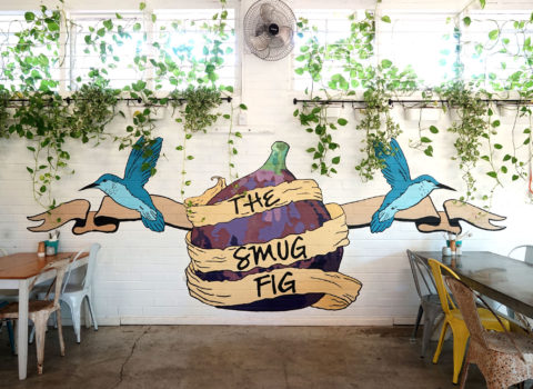 SMUG FIG CAFE